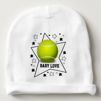 Tennis Design Infant Hat Baby Beanie