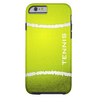 Tennis Design iPhone 6 Case Tough iPhone 6 Case