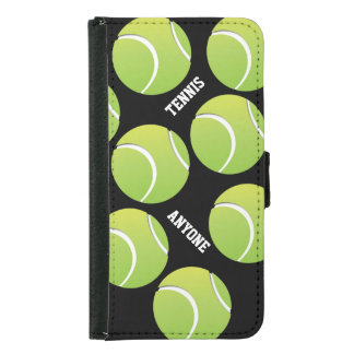 Tennis Galaxy S5 Wallet Case