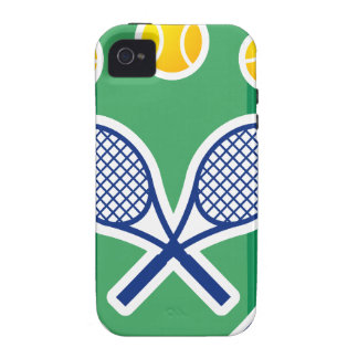 Tennis gift iPhone 4/4S covers