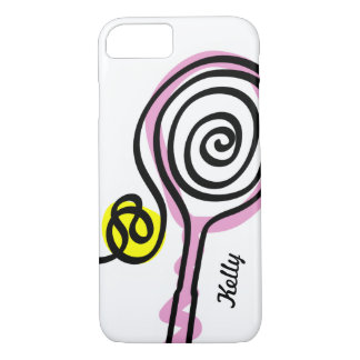 Tennis gifts for her - Personalized iPhone case