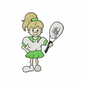 Tennis Girl Polo