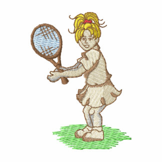 Tennis Girl Jacket