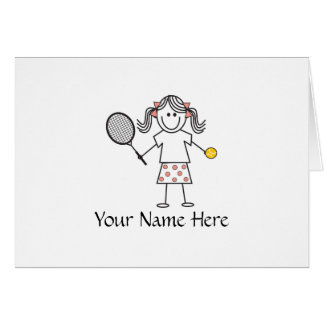 Tennis Girl Notes