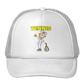 TENNIS Girl Tshirts and Gifts Trucker Hat
