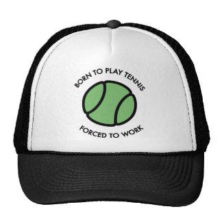 tennis mesh hats