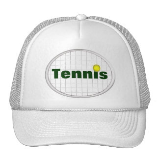 Tennis Mesh Hat