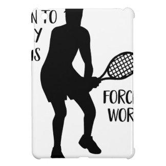 tennis iPad mini cover