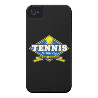 Tennis is My Life iPhone 4 Cover