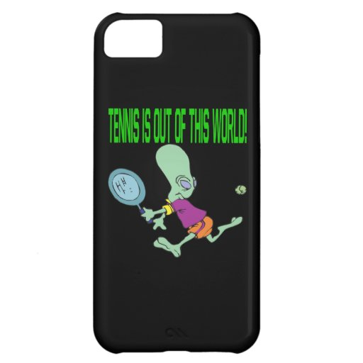 Tennis Is Out Of This World iPhone 5C Cover