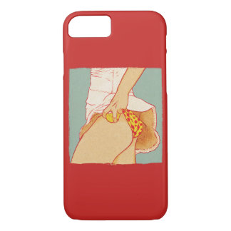 Tennis is Sexy Glossy Phone Case