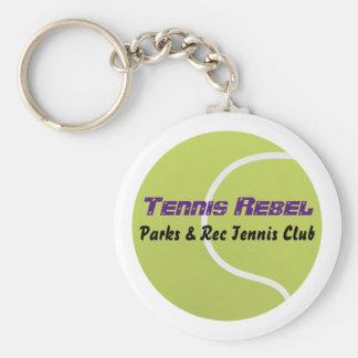 Tennis Key Chain