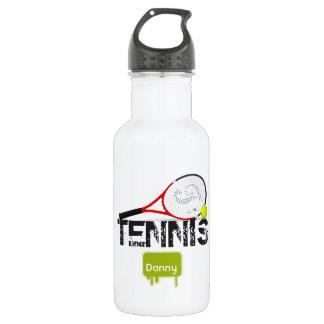 TENNIS Kid's Sports Water Bottle Personalized