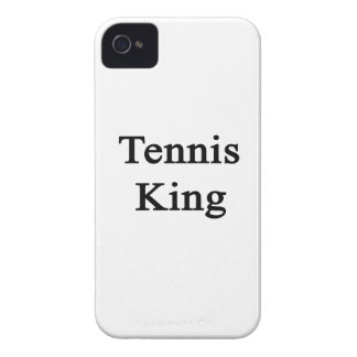 Tennis King Case-Mate iPhone 4 Case