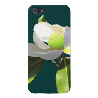 Tennis Magnolia iPhone 5/5S Case