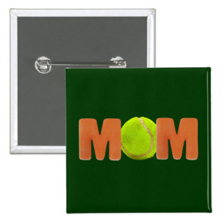 Tennis Mom Buttons