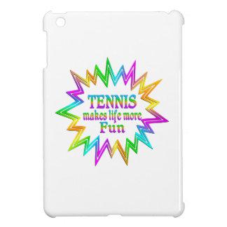 Tennis More Fun iPad Mini Cover