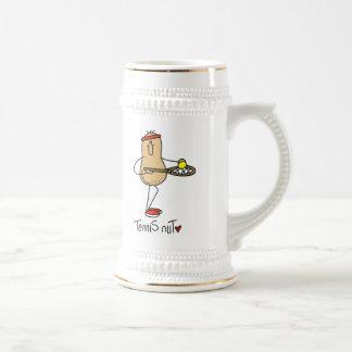 Tennis Nut T-shirts and GIfts Mug