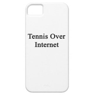 Tennis Over Internet Case For The iPhone 5