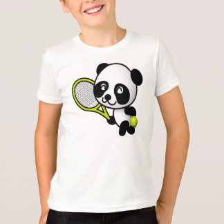 Tennis Panda T-Shirt