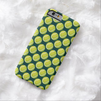 Tennis Pattern Barely There iPhone 6 Case
