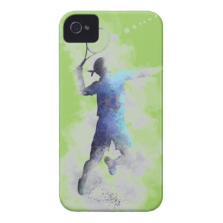 TENNIS PLAYER - iPhone 4 case