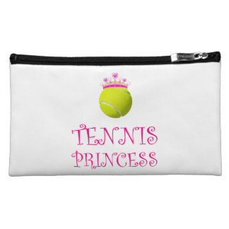 Tennis Princess Makeup Bags