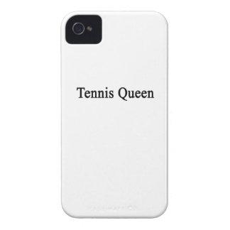 Tennis Queen iPhone 4 Case-Mate Case