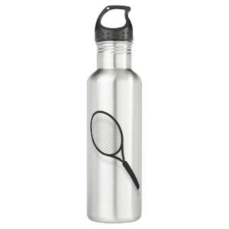 Tennis Racket Graphic 710 Ml Water Bottle