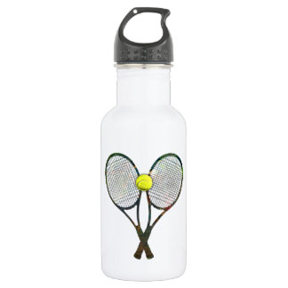 TENNIS RACQUETS & BALL Waterbottle 532 Ml Water Bottle