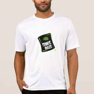 TENNIS RULES DRY-FIT SHIRT
