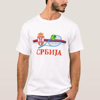 Tennis Serbia T-Shirt