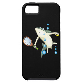 Tennis Shark iPhone 5 Covers