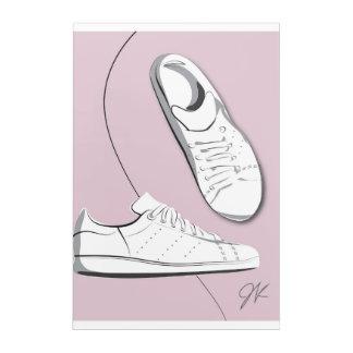 Tennis Shoe Acrylic Print