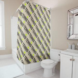 Tennis Shower Curtain