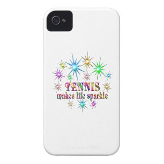 Tennis Sparkles Case-Mate iPhone 4 Cases