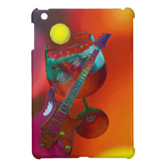 Tennis sport have a party today iPad mini case
