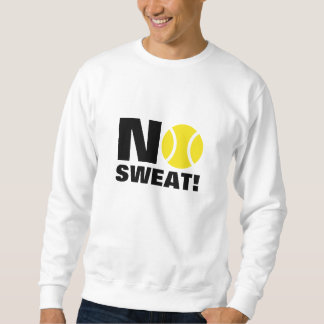 Tennis Sweater | No Sweat!