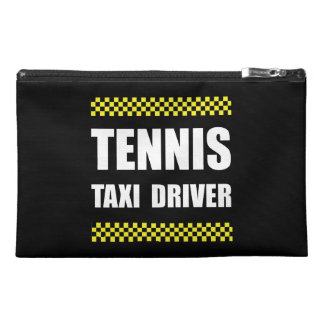 Tennis Taxi Driver Travel Accessories Bags