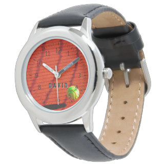 Tennis Time | Personalizable Sport gifts Watch