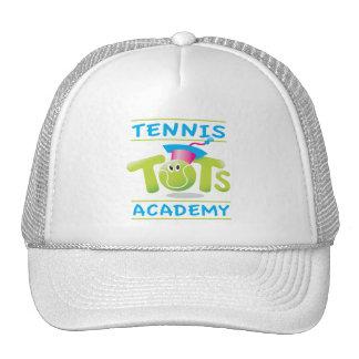 Tennis Tots Academy_Bouncee_stacked logo Cap