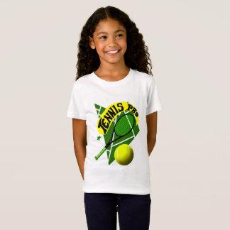 Tennis Tshirt for Girls
