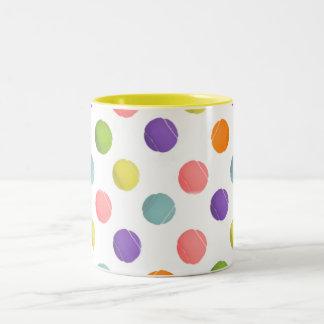 Tennis Two-Tone Coffee Mug