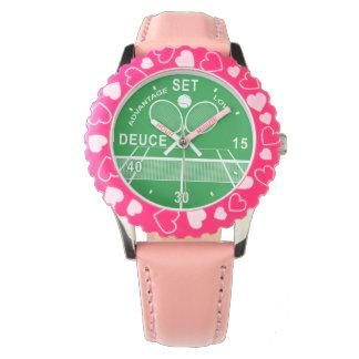 Tennis Wristwatches