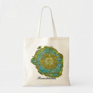 Tenochtitlan Tote Bag