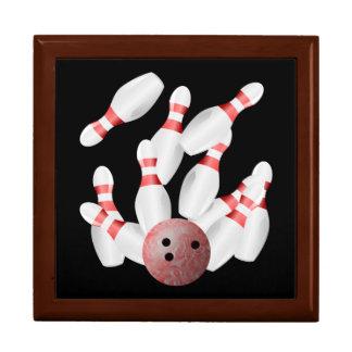 Tenpin bowling Strike Gift Box