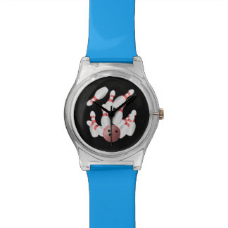 Tenpin bowling Strike Watch