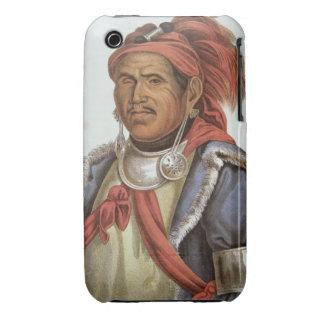 Tenskwatawa (1775-1836) (colour litho) iPhone 3 case