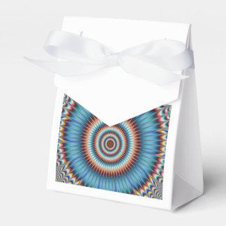 "Tent White Ribbon Favor Box - ""Dizzy"" by SnapDaddy Party Favour Box"