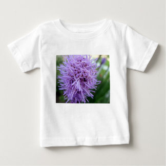 Tentacle Spider Violet Flower Baby T-Shirt